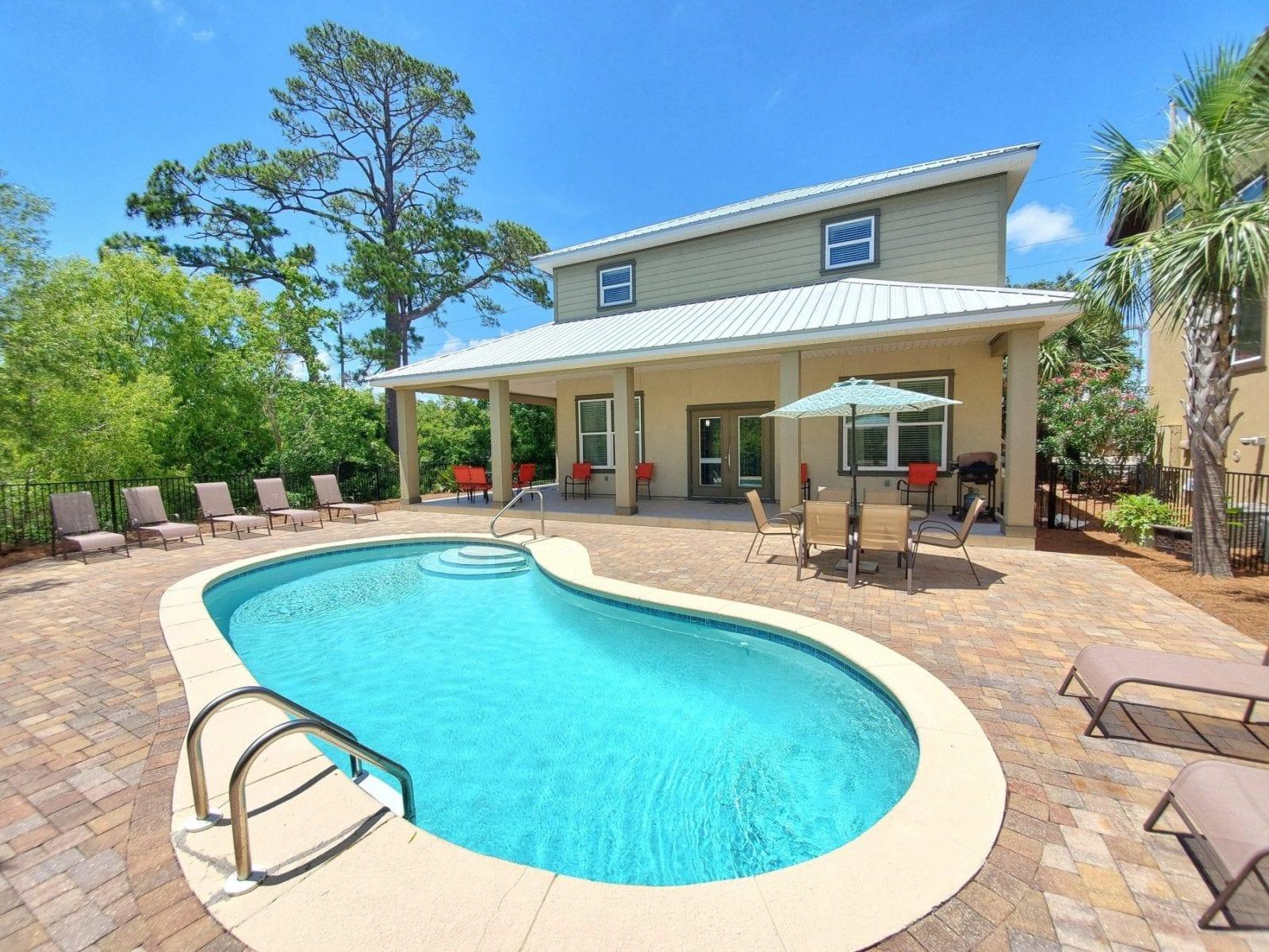 Destin Sun Destin Florida Vacation Rental Home