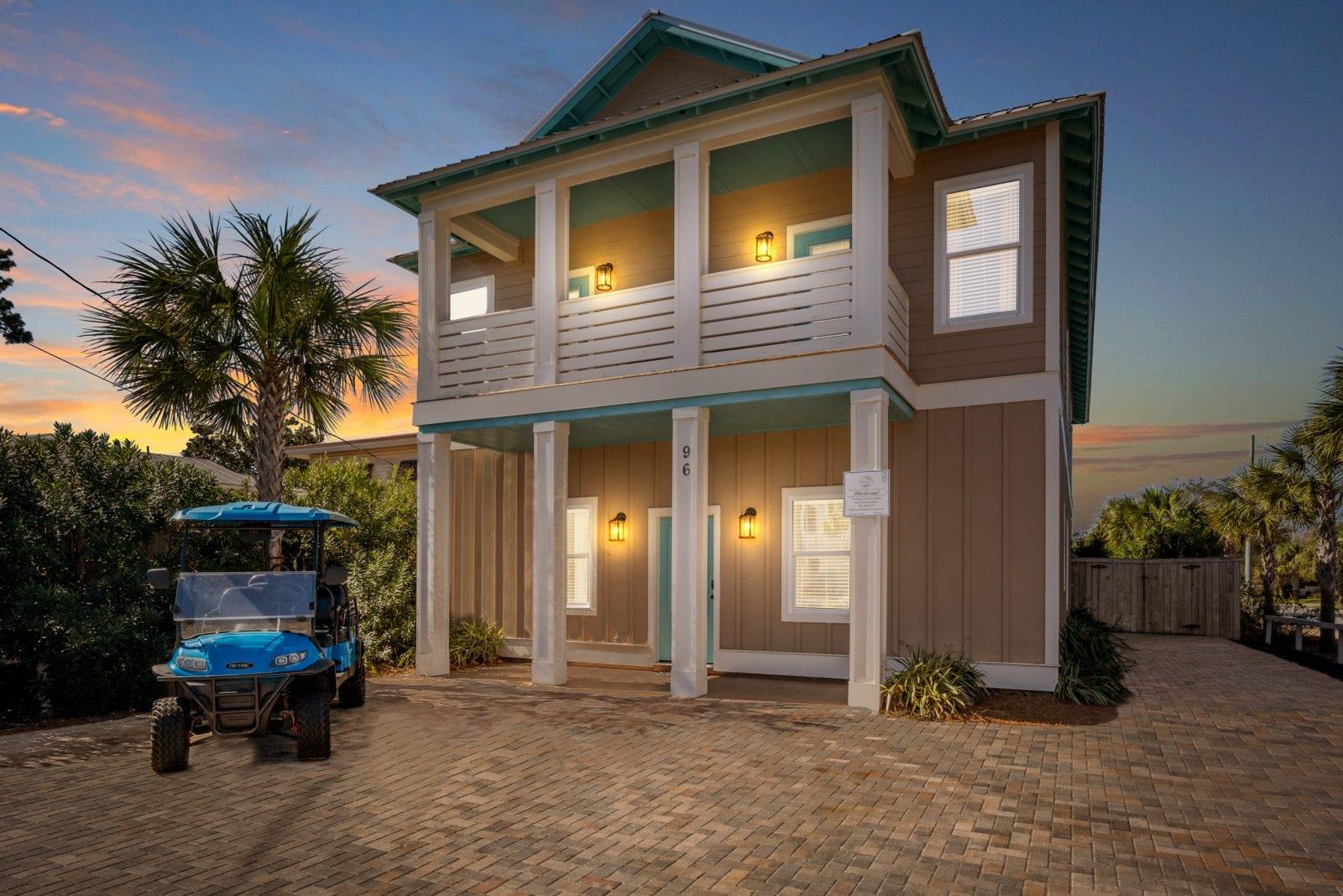 Blue Coconut Destin Florida Vacation Rental Home