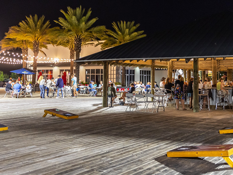 Buddys Seafood Market Shopping in Destin Florida