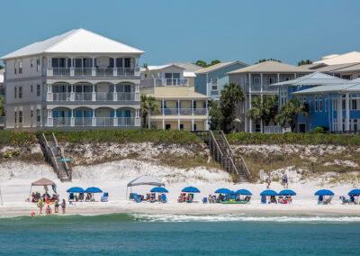 Majestic View Santa Rosa Beach Florida Vacation Rental Home