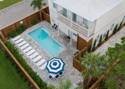 Header - Snazzy Coconut Miramar Beach Florida Vacation Rental Home