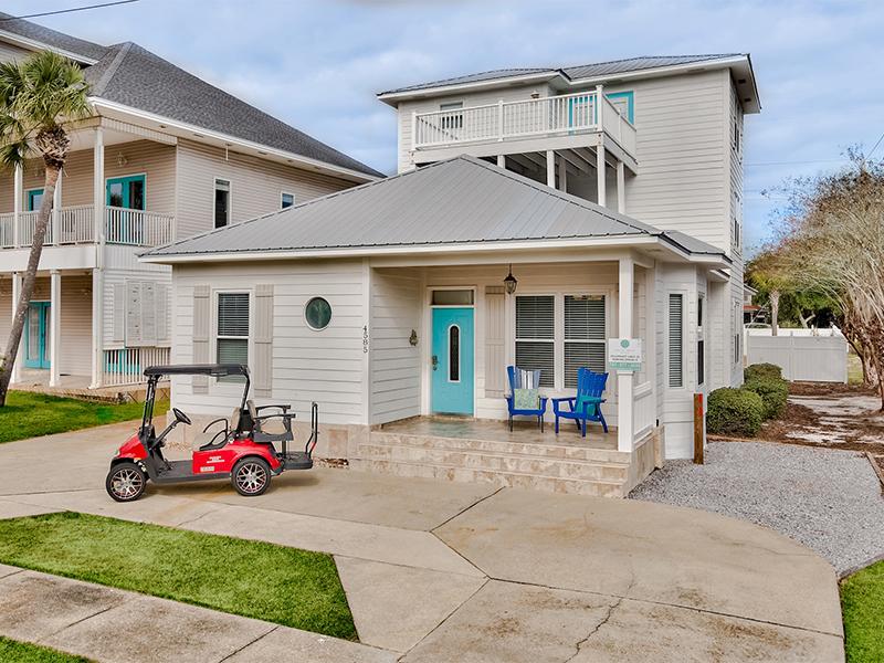 Header - Sands of Grace - Destin Florida - Vacation Rental Home