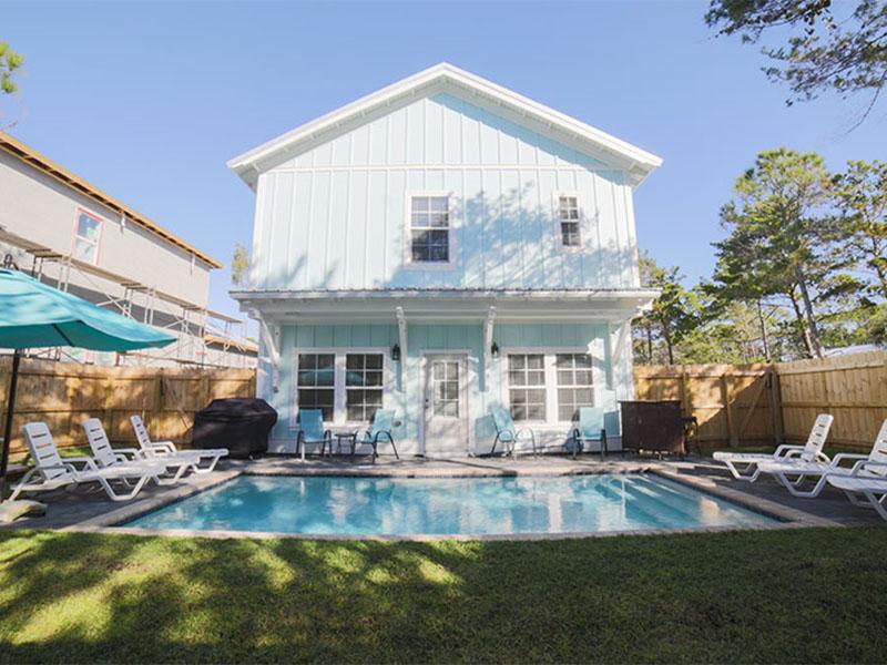 Header - Sandy Feet Retreat - Miramar Beach Florida - Vacation Rental Home